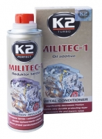 Eļļas piedeva - K2 Metal Conditioner  Militec-1, 250ml.