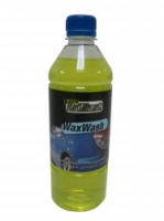 Autošampūns ar vāsku King Brilliant Car WaxWash, 500ml.