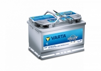 Auto akumulātors Varta STOP-START PLUS (AGM) 60Ah 680A, 12V