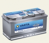 Auto akumulātors Varta STOP-START PLUS (AGM) 105Ah 950A, 12V