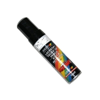 12ml Auto krāsa ar otiņu  - Motip Touch Up Pencil (SATIN SILBER METALLIC, LB7)