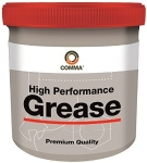 Litija smēre gultņiem Comma High Perfomance Bearing Grease, 500ml.