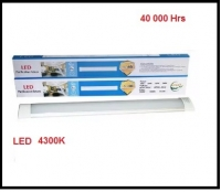 LED Purification fiture Lamp 80W, 4500K, 165-265V