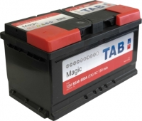 Auto akumulators - TAB MAGIC 85Ah, 800A, 12V (-/+)