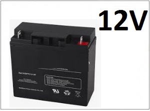 Lead Acid Battery, 12V