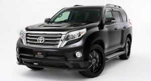 Land Cruiser 150 Prado (2015-)